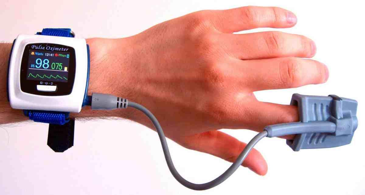 Na urgenci: pulzni oksimeter