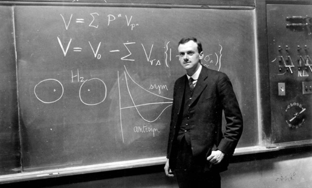 Paul Dirac: Mož, ki je napovedal obstoj antimaterije