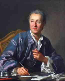 Denis Diderot leta 1767.