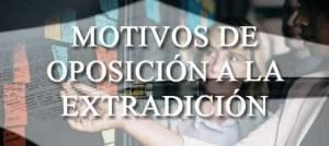 Oposicion a extradicion