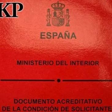 Renovar tarjeta roja (ASILO)