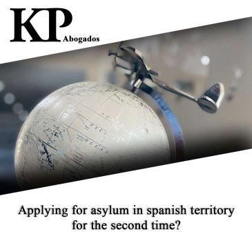 Applying for sylum in Spain for the second time?