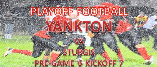 Yankton vs. Sturgis 2