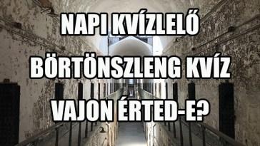 börtönszleng-kvíz-rejtvény