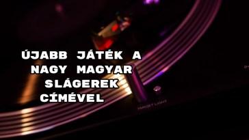 Újabb játék a nagy magyar slágerek címével - találd meg a hiányzót!