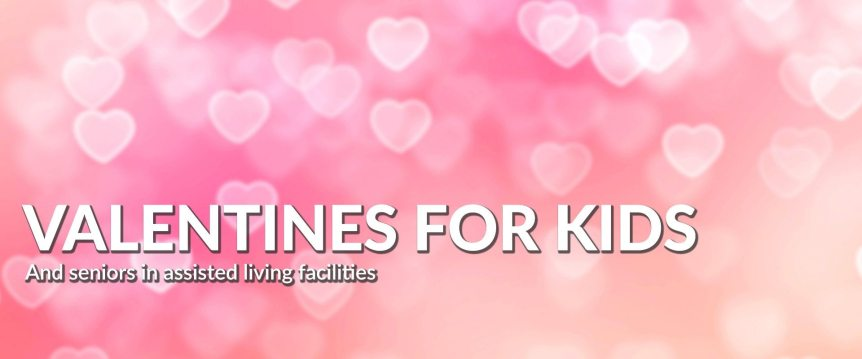 89.5 KVNE East Texas Christian Radio Valentines for Kids and Seniors Drive