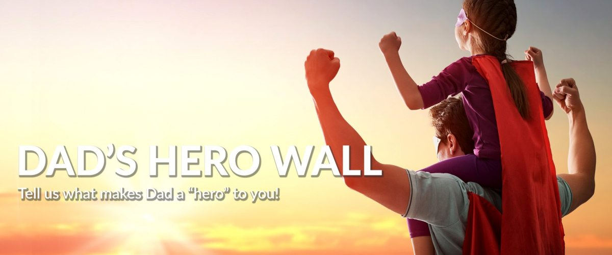 89.5 KVNE East Texas Christian Radio Dad's Hero Wall Heard On Air Blog