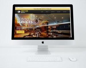 Mattis Electric Website