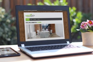 Website Photo Mockup - Green City Commercial Cleaning Services