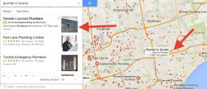 Maps Advertising