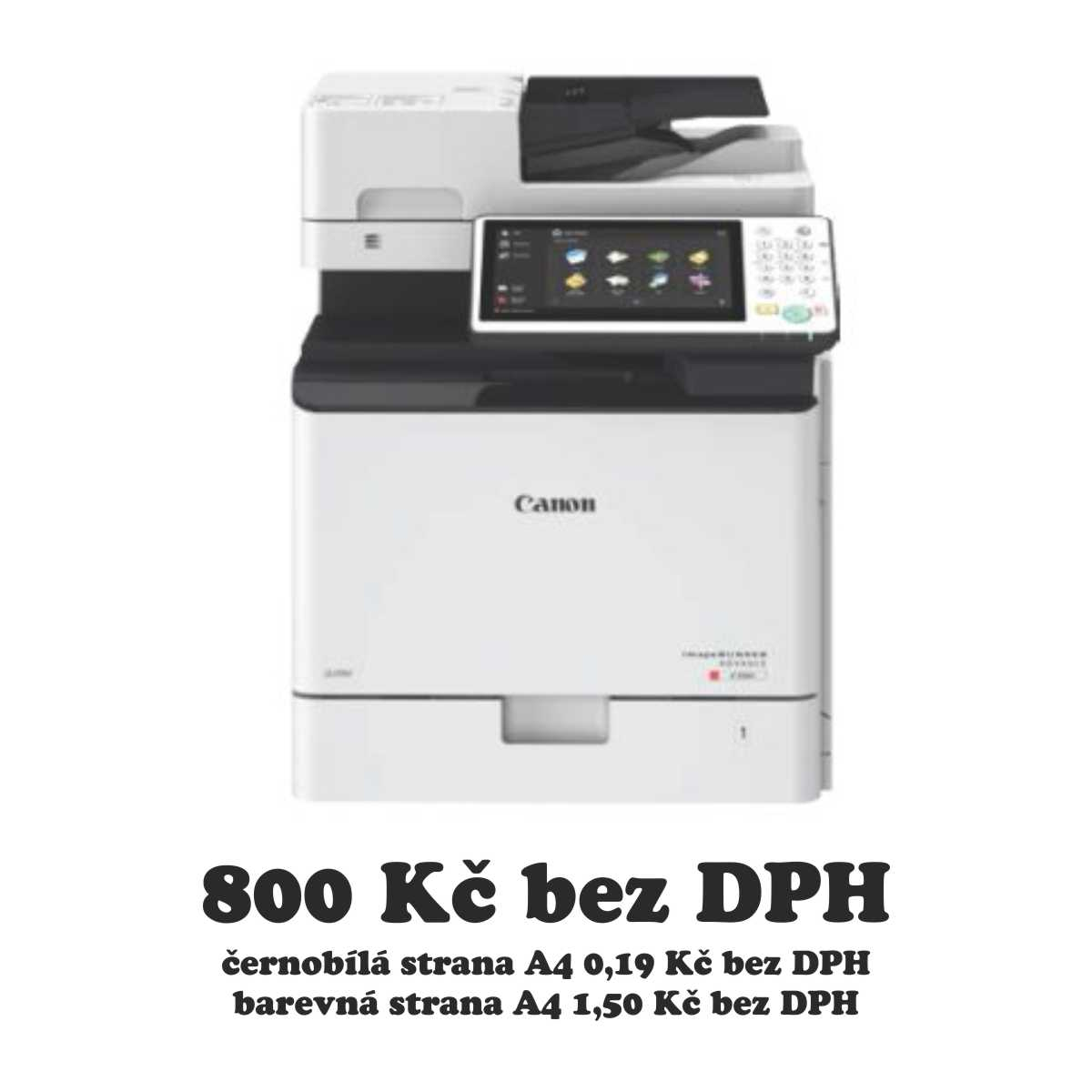 Canon iR-ADVANCE C256i