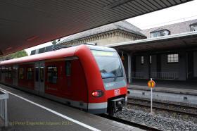DB S Bahn Stuttgart