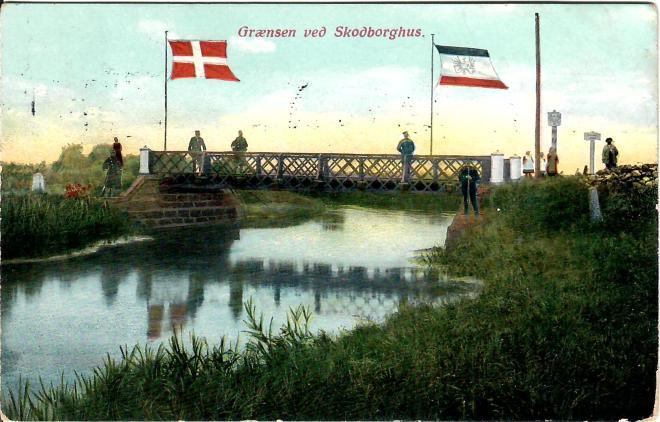Grænsen 1991, Skodborghus