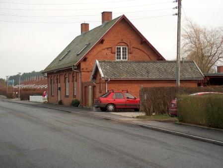 Uggeløse Station - 1