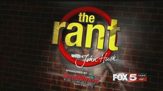 The Rant: Feb. 23, 2017