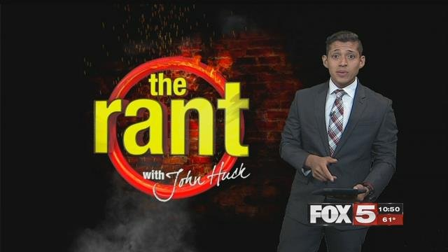 The Rant: March 31, 2017