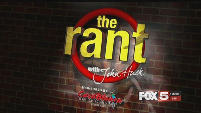 The Rant: Aug. 4, 2017
