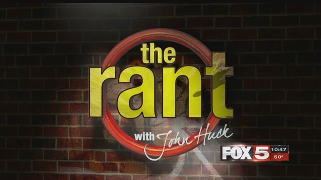 The Rant: December 8, 2017