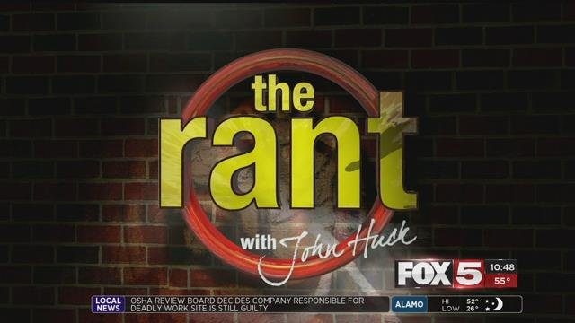 The Rant: February 16, 2018