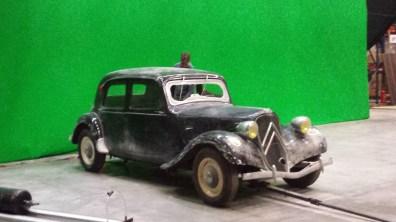 Sur le tournage de Max & Leon