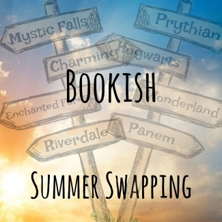 Bookish Swap | Summer Swapping, it will be a blast!