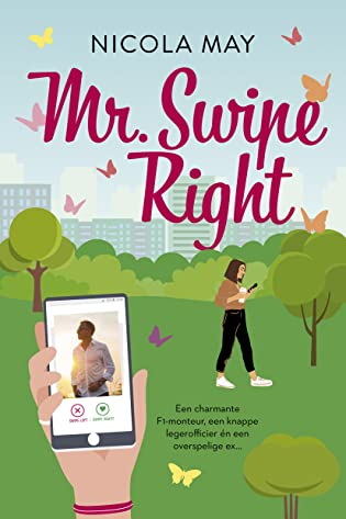 Blogtour | Mr. Swipe Right, Nicola May