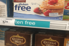 The cost of gluten-free living