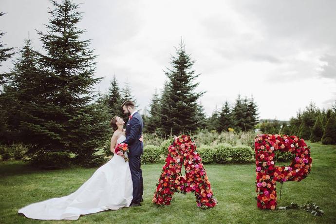 Ślub Anny Starmach