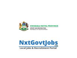 KwaZulu Natal Department of Sport and Recreation Vacancies 2021 | Sport and Recreation Department Government jobs Pietermaritzburg 2021