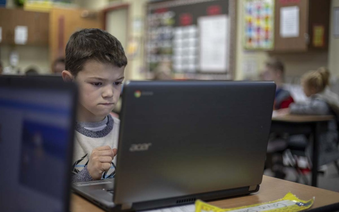 Clark County Today: KW adopts curriculum focused on technology