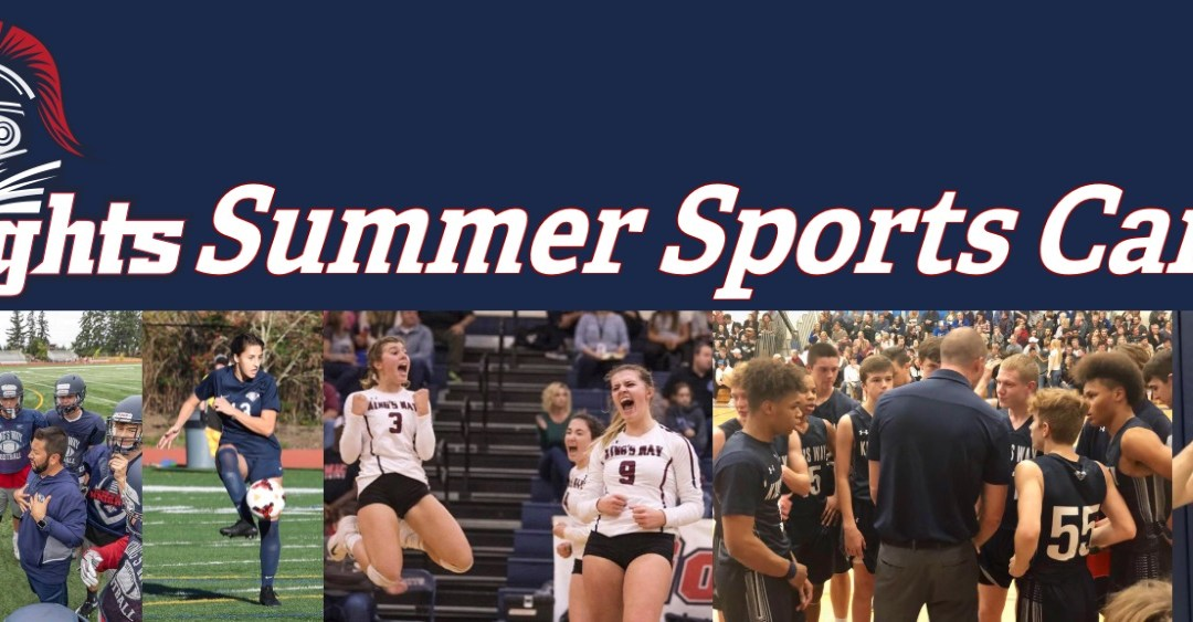 Summer Sports Camps!