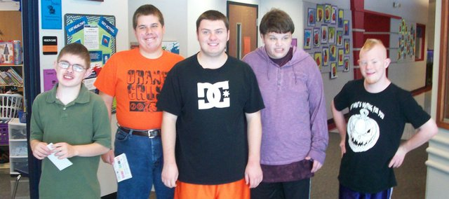 Special ed students expand skills in new program ...