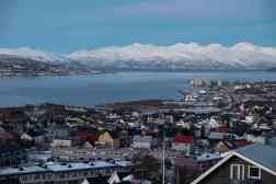 Krajobraz Tromsdalen, Tromsø i okolicznych gór