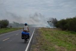 Dym i wypalanie to dłuższy temat w Paragwaju