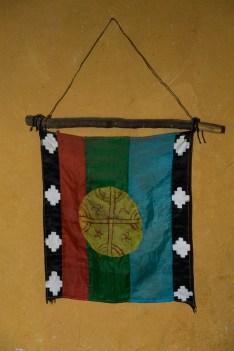 Flaga Mapuchy