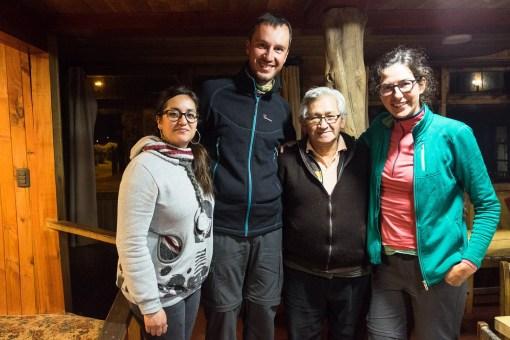 Chile to kolejny kraj, w którym mamy szczęście do ciekawych spotkań