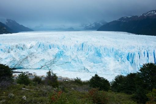 Widać, że jest jeszcze trochę czasu zanim lód zmieni się w wodę