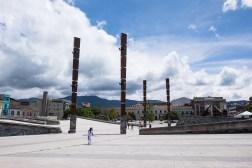 Pasto - miasto wyglądające dość nowocześnie, odpowiada na potrzeby turystów