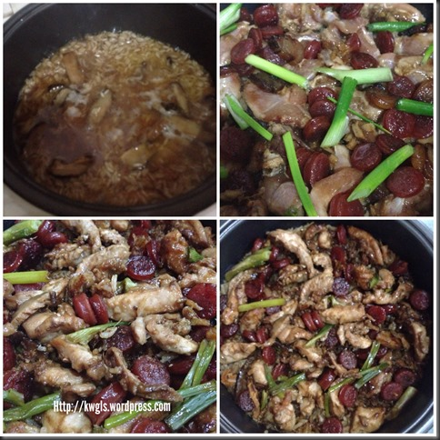 """Clay Pot (""?"") Chicken Rice?– Cooking ""Clay Pot"" Chicken Rice Using Rice Cooker"
