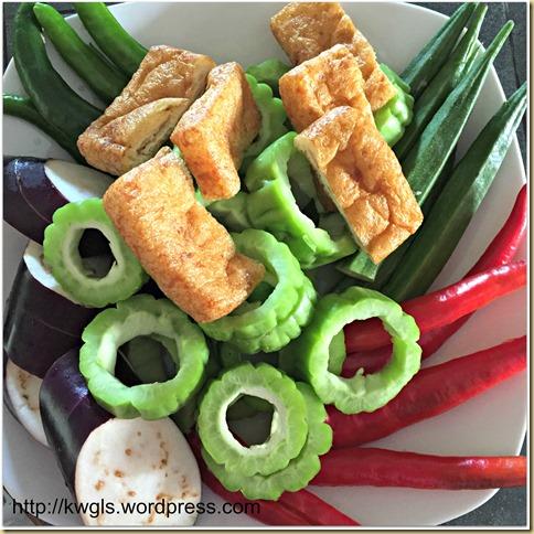 Hakka Yong Tau Foo (客家酿豆腐)