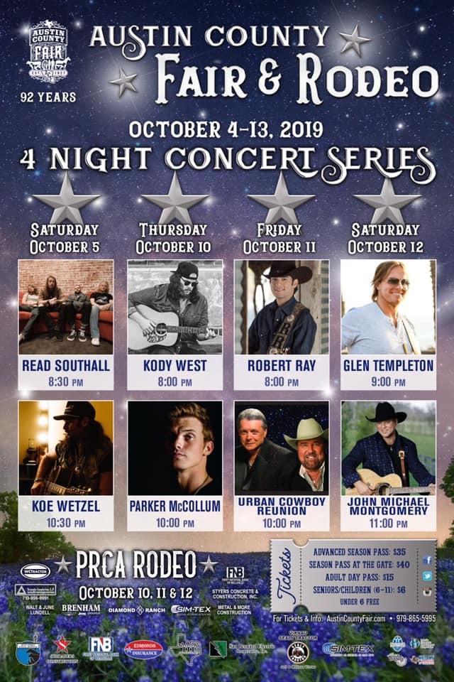 Austin County Fair Amp Rodeokwhi Com