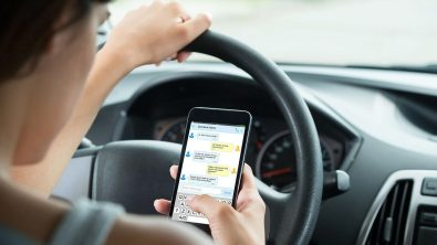 Tackling Texting While Driving: 'The Decision to Reach for That Phone Can  Be Impulsive' - KWHS