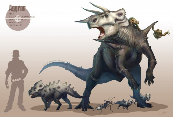the-real-imagined-pokemon