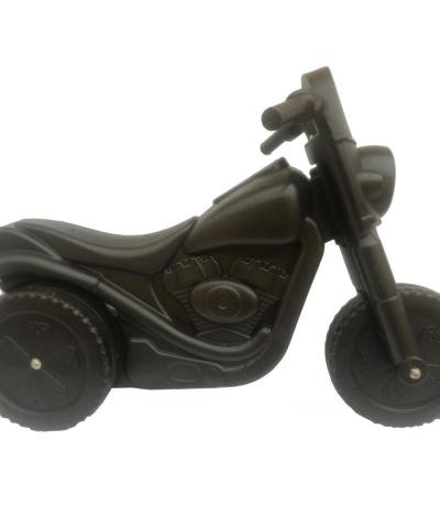 Plastic Bike – Black