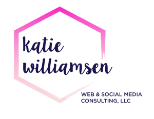 Katie Williamsen Web & Social Media, LLC logo