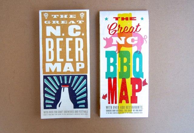 Social Media Mavens: Amanda Fisher of EDIA Maps // The Great NC Beer Map + The Great NC BBQ Map // Katie Williamsen Web & Social Media, LLC