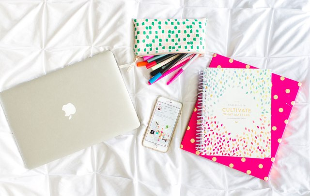Goal setting tools that work // Photo by Madison Short