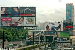 my own banner advertisement in edsa
