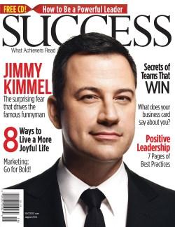 success magazine cover