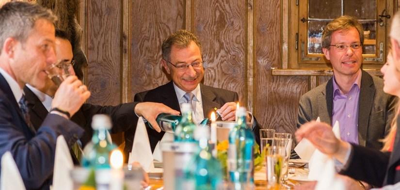 Prof. Dieter Kempf, DATEV eG – Vertrauen und Wertschätzung